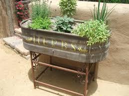 Patio Herb Garden Ideas Diy Awesome Patio Or Balcony Herb Garden Ideas 50 Pictures