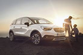 2017 opel crossland x goes official on sale this summer