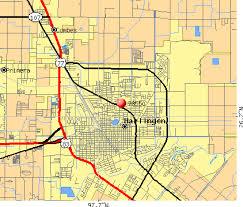 Zip Code Map Harlingen Tx | 78550 zip code harlingen texas profile homes apartments