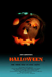 silver ferox design halloween john carpenter 1978