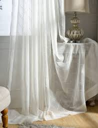 Cotton Tie Top Curtains by Curtain Archives The Homy Design Rod Brackets Circle Top Ceiling