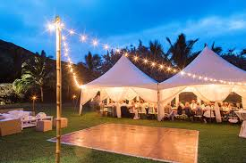 tents rental s rentals kauai a kauai tent rental and party supply company