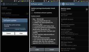 update android os how to update the version of android phone tablet android central