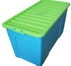 multipurpose plastic storage bins ideas for home and office