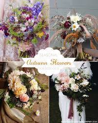 wedding flowers for october why you should choose seasonal blooms for your autumn wedding in