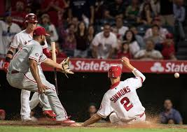 angels come from behind and bud norris finishes sweep of phillies