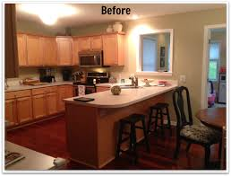 Kitchen Before And After by Abby Manchesky Interiors Thornapple Kitchen Before And After