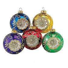 christmas ornaments vintage christmas ornaments sets