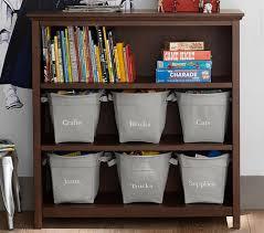 Bookshelf 3 Shelf Cameron 3 Shelf Bookcase Pottery Barn Kids