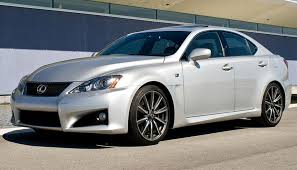 lexus is van lexus is f