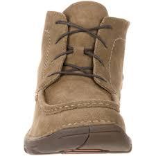 rocky cruiser casual men u0027s brown leather western chukka boot