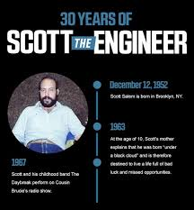 Sound Engineer Meme - scott the engineer a 30 plus year timeline of bad luck and great