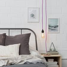 plug in pendant light fixtures color cord company