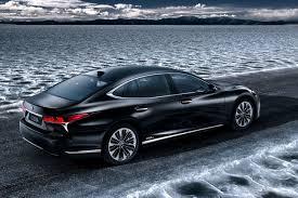 lexus ls a vendre lexus ls 500h 2017 la limousine lexus passe à l u0027hybride à genève