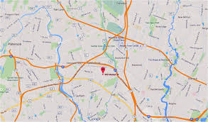 Garden State Parkway Map Waldwick Band