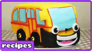 the wheels on the bus cake nursery rhymes birthday cake ideas