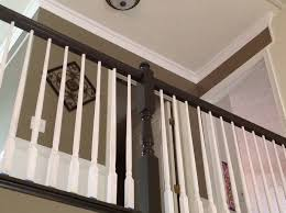 two story foyer upgrade add faux frieze molding snazzy little