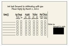 rsvp cards wedding rsvp cards per envelope weddingbee