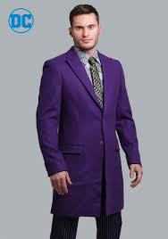 The Office Joker Halloween by The Joker Suit Overcoat Authentic