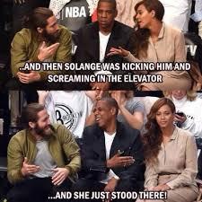 Jay Z Pool Meme - 7 best the best memes jay z v s solange fight elevator images on