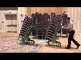 Stacking Banquet Chairs Xpresslink Stack Chair Trucks Youtube
