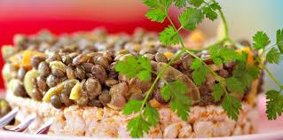 cuisine lentilles vertes lentilles vertes du puy au curry facile et pas cher recette sur