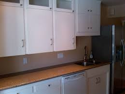 New Cabinet Doors For Kitchen Repainting Kitchen Cabinets And A New One The