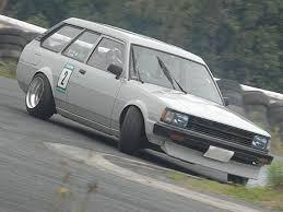 1982 Corolla Wagon E7 Love U2013 Speed Hero