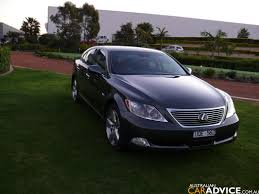 lexus sedan price australia 2007 lexus ls460 road test caradvice