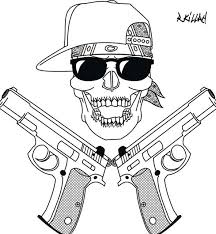 25 gangster drawings ideas chicano