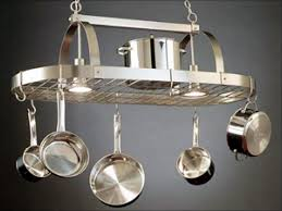 100 kitchen island with hanging pot rack how to choose the