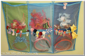 hair accessories organizer organizing hair accessories the frugal