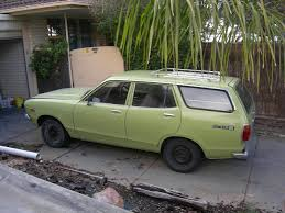 green station wagon 1978 datsun 120y station wagon forum project builds datsun