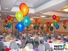 balloon centerpiece party pizzazz hawaii balloons balloon centerpieces
