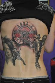 the worst guns n u0027 roses tattoo in the history of ever metalsucks