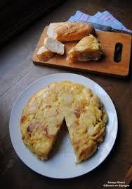 cuisine espagnole facile tortilla espagnole ou omelette espagnole tortilla española
