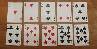 playing trash fun kids card game 4 fergusons