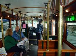 charleston trolley map free trolley service starts in charleston update extends route