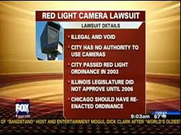 city of chicago red light cameras chicago red light camera class action lawsuit myfoxchicago youtube