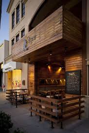 Bar Restaurant Design Ideas Best 20 Outdoor Restaurant Design Ideas On Pinterest Outdoor