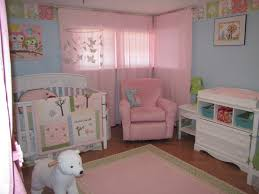 Gray And Pink Nursery Decor by Decorating Ideas Enchanting Image Of Baby Nursery Room