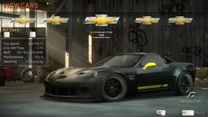 corvette z06 wiki image nfs the run chevrolet corvette z06 carbon limited nfs