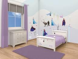 Frozen Room Decor Charming Design Frozen Room Decor Disney Bedroom Kit Walltastic