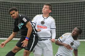 New England Standings by Union Academy Teams Struggle Against Visitors From New England
