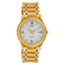 piaget automatic piaget automatic 24001 m 501 d yellow gold world s best
