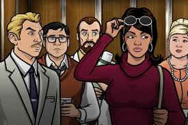 archer cartoon archer u0027 goes u0027seinfeld u0027 with the inventive u0027vision quest u0027 u2014an