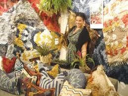 justina blakeney justina blakeney rugs pillows throws on display at loloi