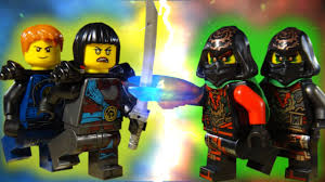 jeux de city siege lego ninjago the of part 5 the siege of ninjago