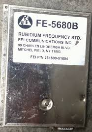 ebay id fluke l store blog fei fe 5680b rubidium oscillator with