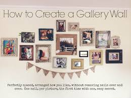 when looking for the right gallery wall frames home design